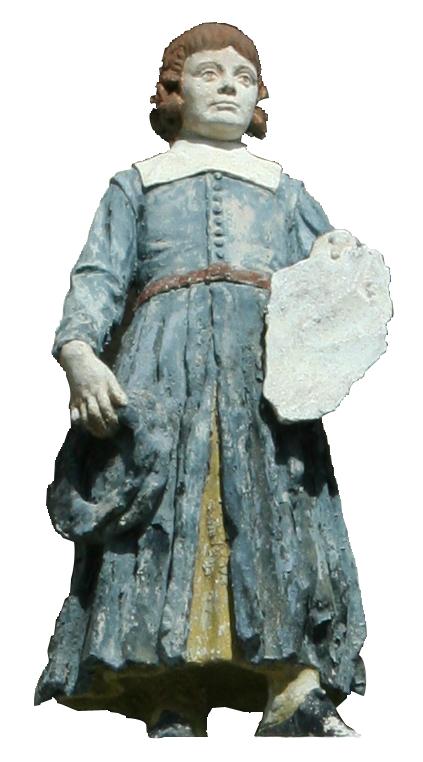 A Bluecoats Boy